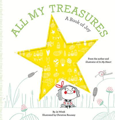 All My Treasures - Jacket