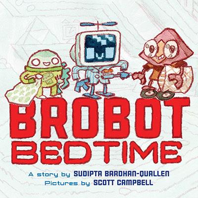 Brobot Bedtime - Jacket