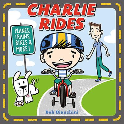 Charlie Rides - Jacket