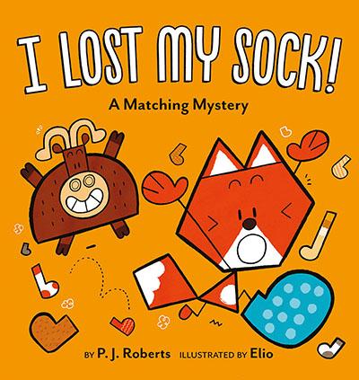 I Lost My Sock! - Jacket