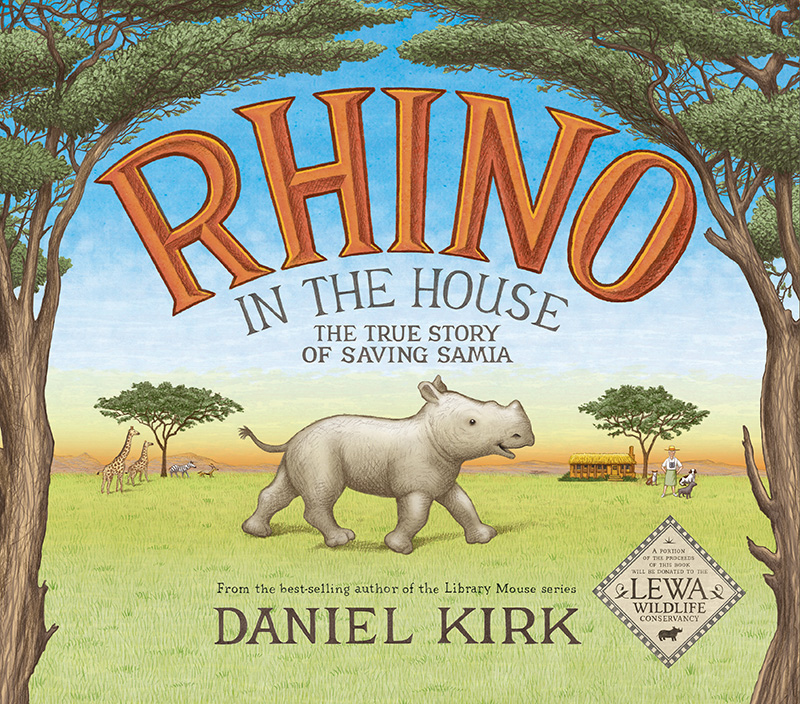 Rhino in the House - Jacket