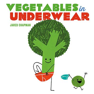 Vegetables in Underwear - Jacket