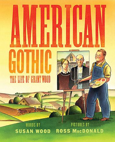 American Gothic - Jacket