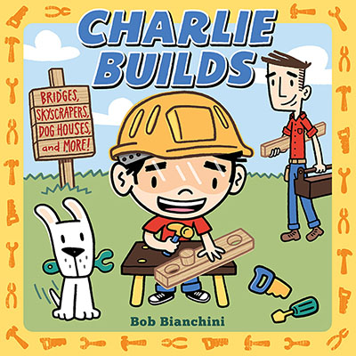 Charlie Builds - Jacket
