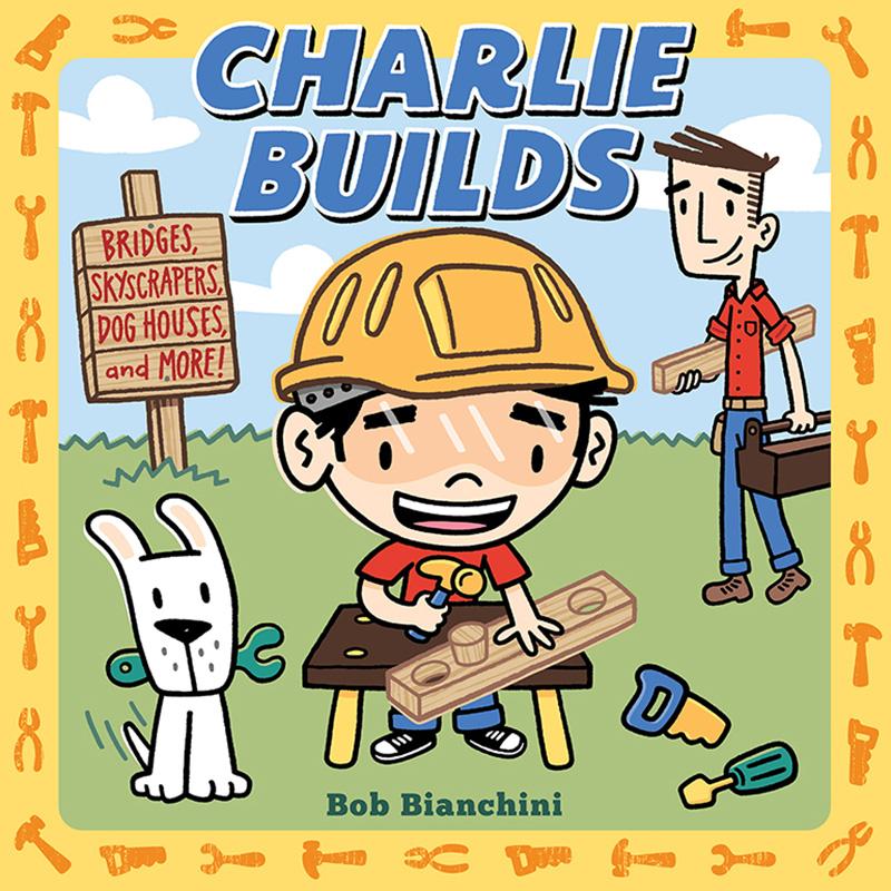 Charlie Builds - Jacket