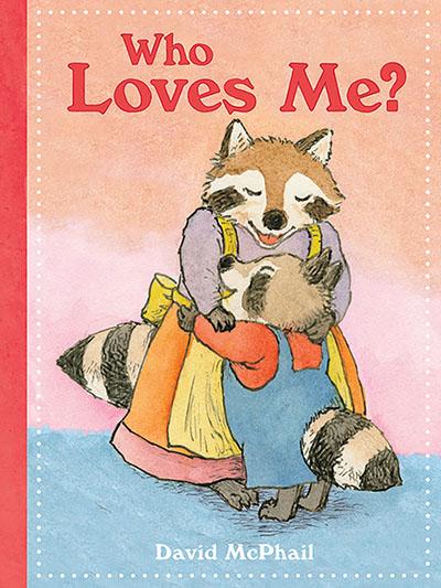 Who Loves Me? - Jacket
