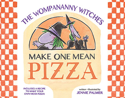 The Wompananny Witches Make One Mean Pizza - Jacket