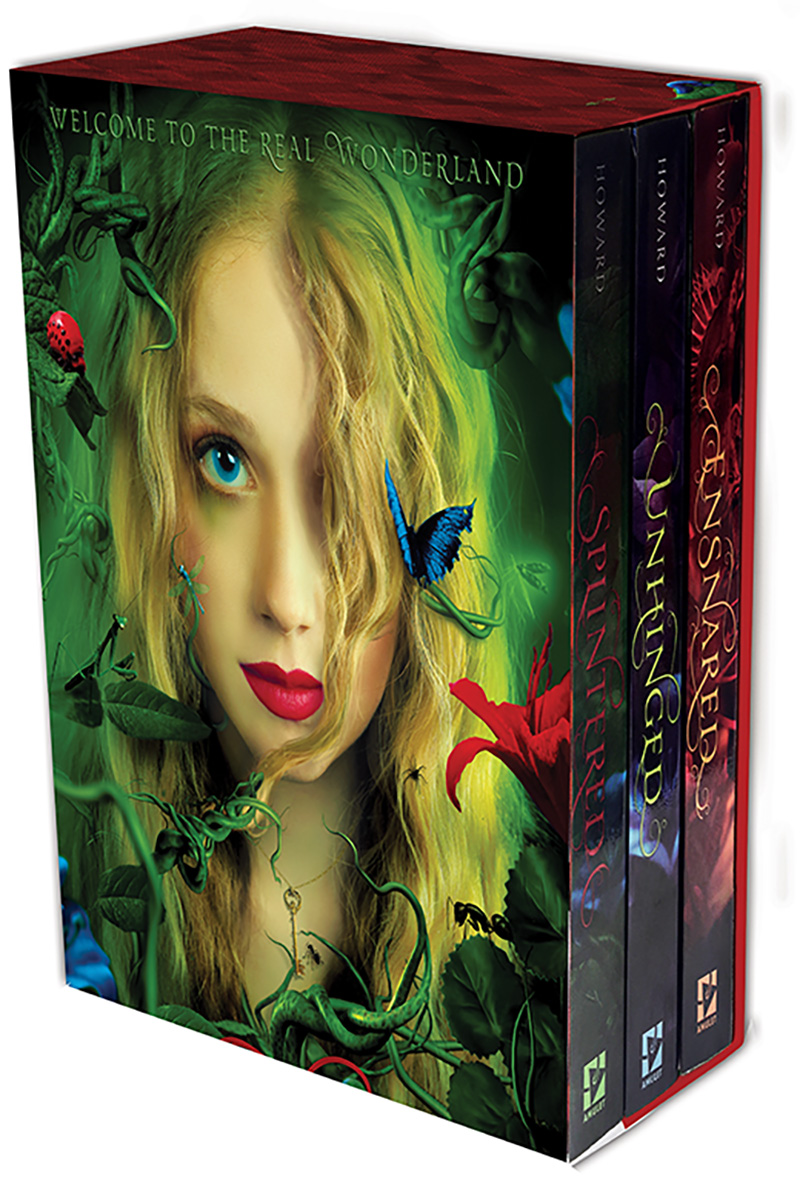 Splintered Box Set - Jacket