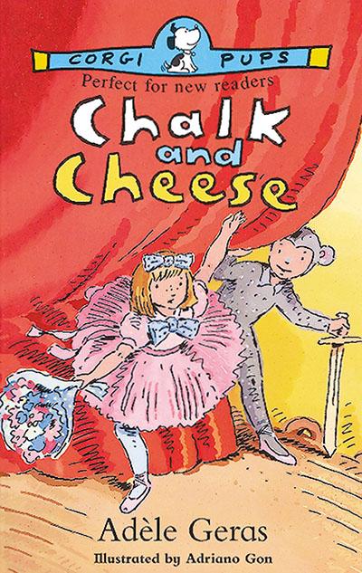 Chalk & Cheese - Jacket