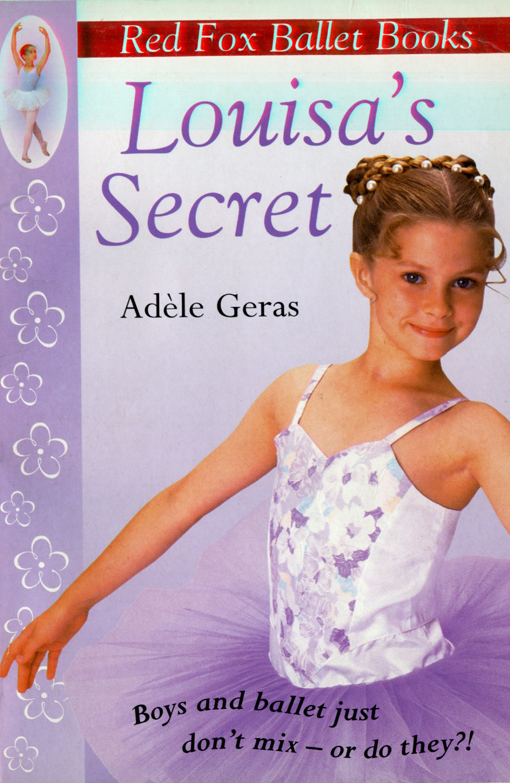Louisa's Secret - Jacket