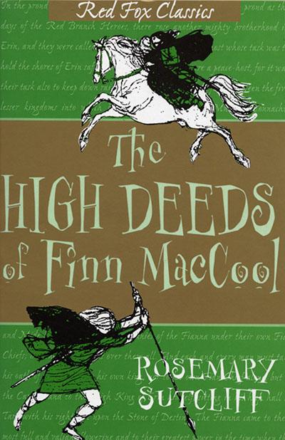 The High Deeds Of Finn MacCool - Jacket