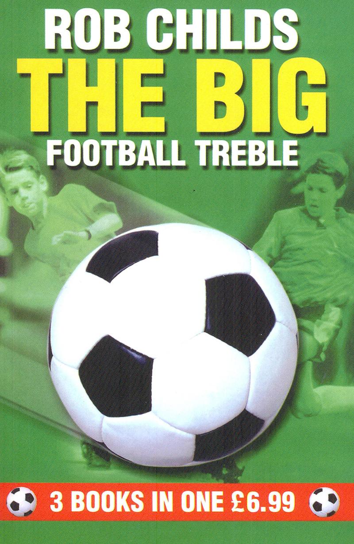 The Big Football Treble - Jacket