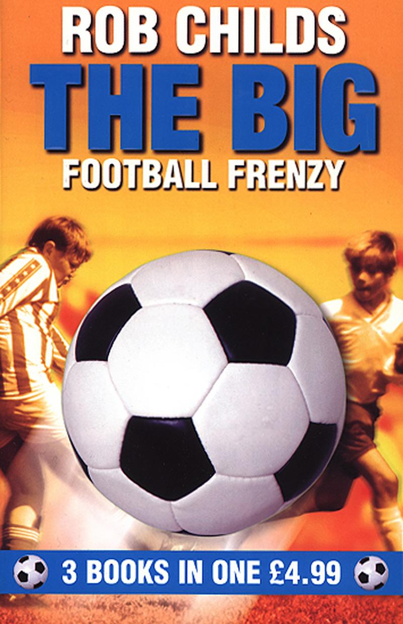 The Big Football Frenzy - Jacket