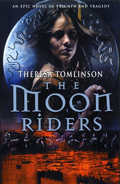 The Moon Riders - Jacket