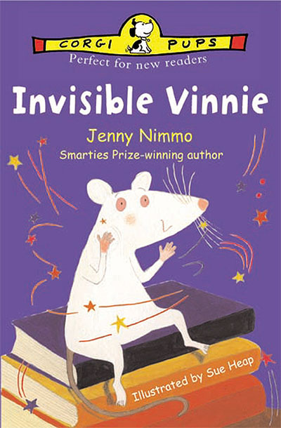 Invisible Vinnie - Jacket