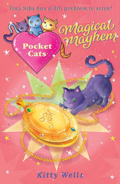 Pocket Cats: Magical Mayhem - Jacket