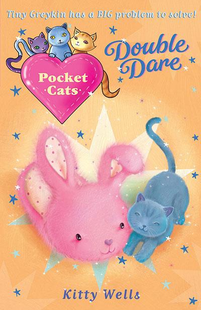 Pocket Cats: Double Dare - Jacket