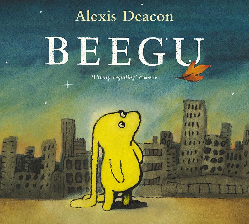 Beegu - Jacket