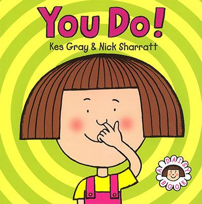 Daisy: You Do! - Jacket