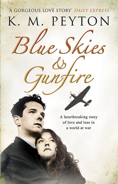 Blue Skies and Gunfire - Jacket