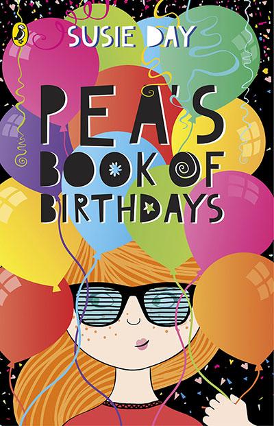 Pea's Book of Birthdays - Jacket