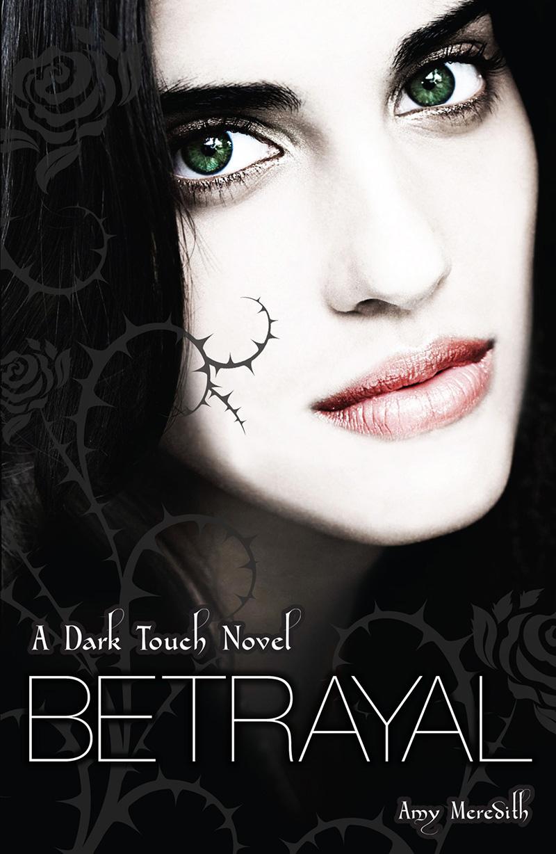 Dark Touch: Betrayal - Jacket