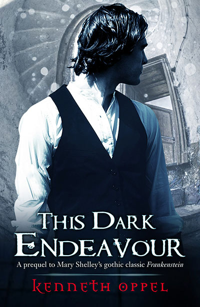 This Dark Endeavour - Jacket
