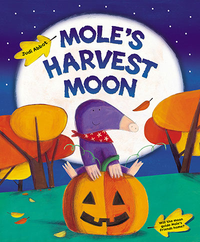 Mole's Harvest Moon - Jacket