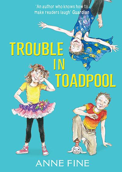Trouble in Toadpool - Jacket