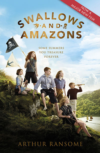 Swallows And Amazons - Jacket
