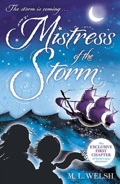 Mistress of the Storm - Jacket