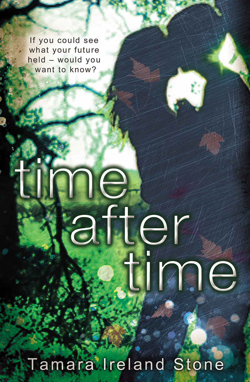 Time After Time - Jacket