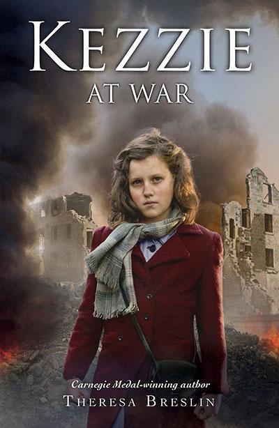 Kezzie at War - Jacket