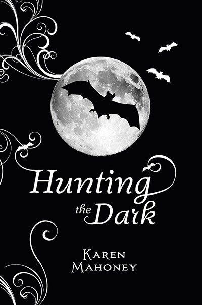 Hunting the Dark - Jacket