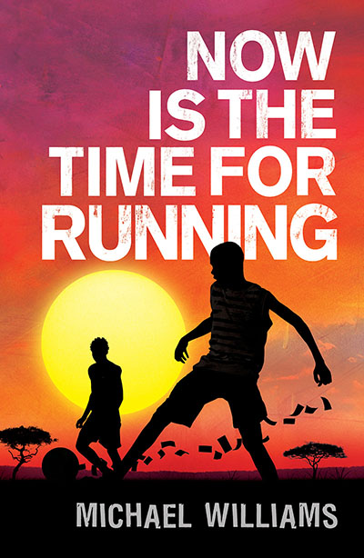 Now is the Time for Running - Jacket