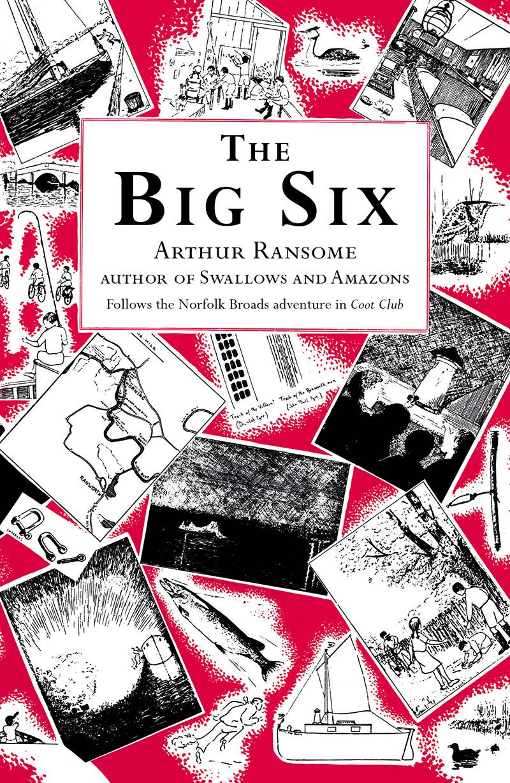 The Big Six - Jacket
