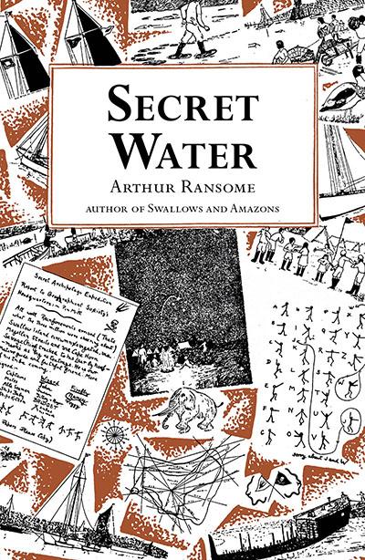 Secret Water - Jacket