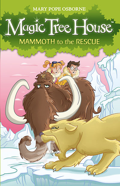 Magic Tree House 7: Mammoth to the Rescue - Jacket