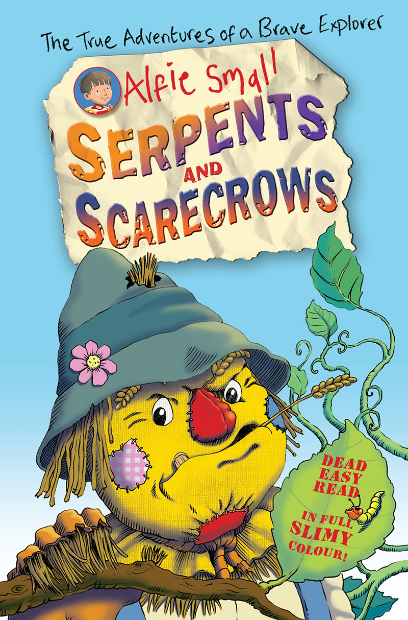 Alfie Small: Serpents and Scarecrows - Jacket