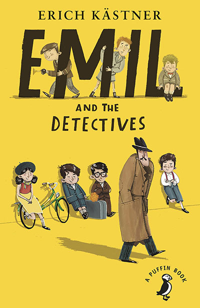 Emil And The Detectives - Jacket