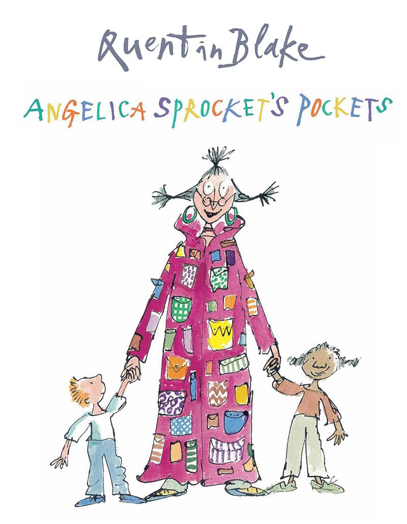 Angelica Sprocket's Pockets - Jacket