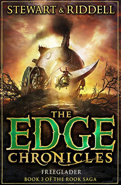 The Edge Chronicles 9: Freeglader - Jacket