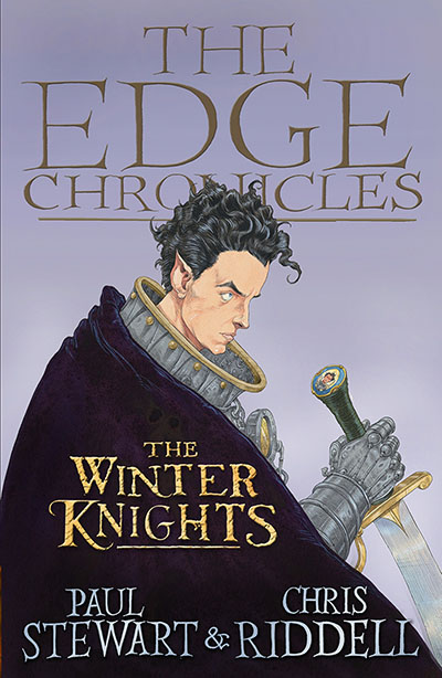 The Edge Chronicles 2: The Winter Knights - Jacket