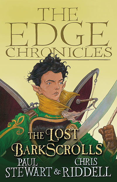 The Lost Barkscrolls - Jacket