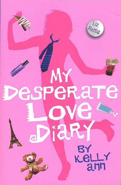 My Desperate Love Diary - Jacket