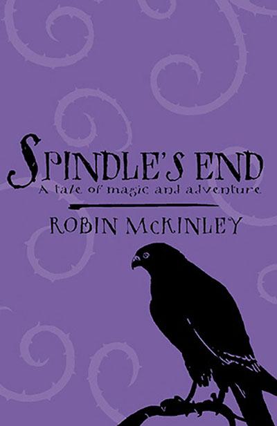 Spindle's End - Jacket
