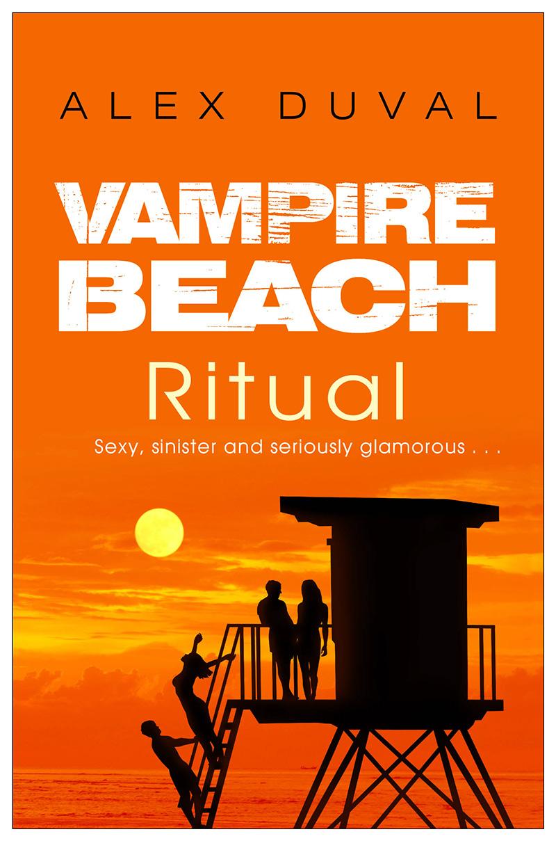 Vampire Beach: Ritual - Jacket