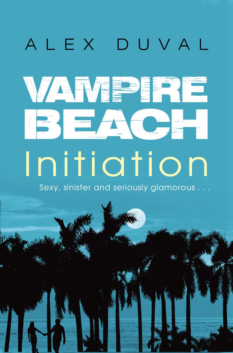 Vampire Beach: Initiation - Jacket