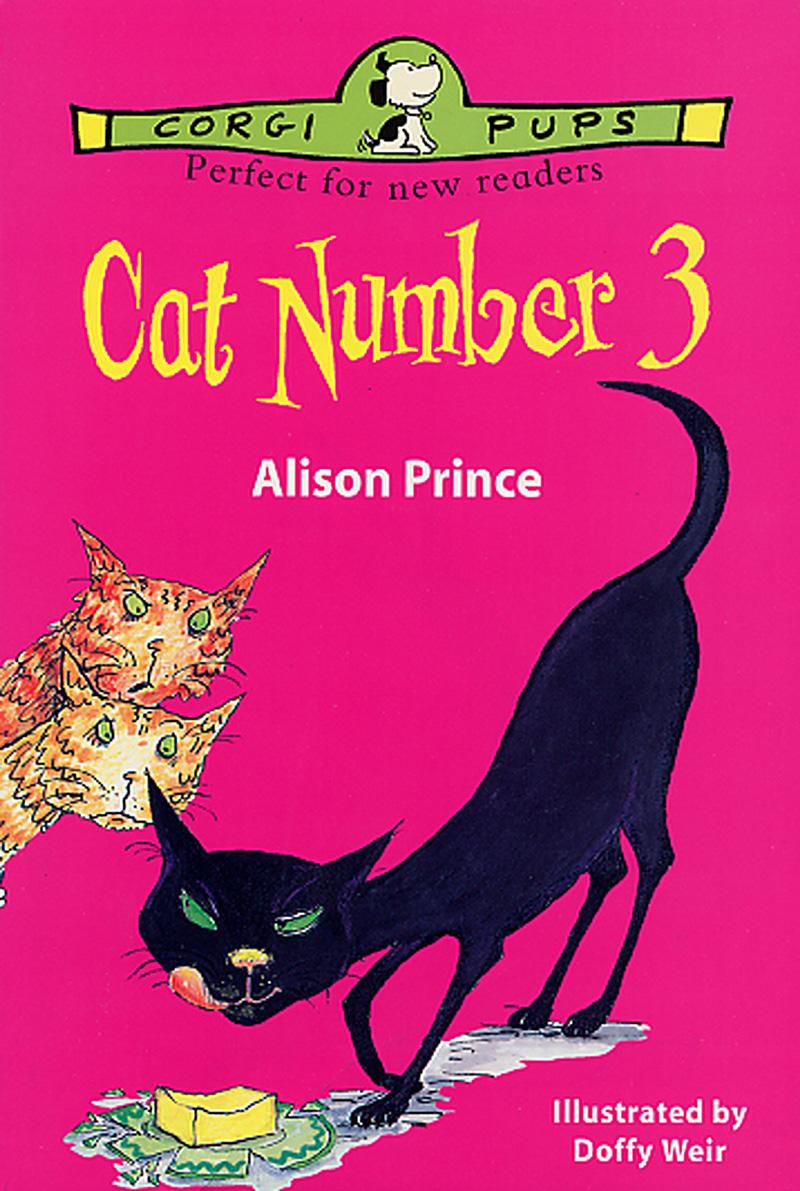 Cat Number Three - Jacket
