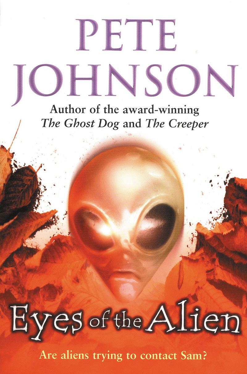 Eyes Of The Alien - Jacket